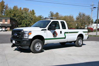 FOX RIVER & COUNTRYSIDE FPD  UTL 1851 2011 FORD F-250  4X4  BF