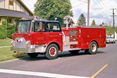 GENEVA FD  ENGINE 208   1970 MACK 1000-500  CF611F10-1340