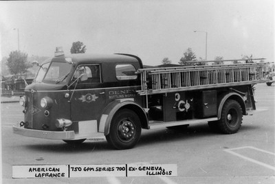 GENEVA FD  ENGINE 204   1952  ALF 700     JDS PHOTO
