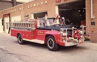 GENEVA FD  ENGINE 207  1960  FORD F - ALEXIS  750-500 (1)