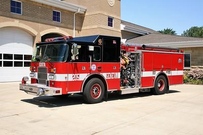 GENEVA FD   ENGINE 205  1999  PIERCE SABER   1250-750-30A   #E-5398