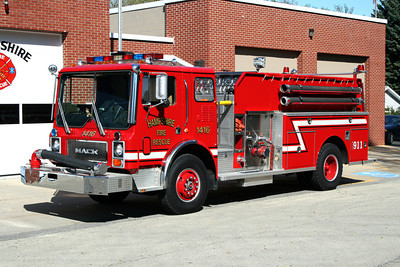 HAMPSHIRE FPD ENGINE 1416