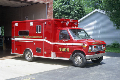 KANEVILLE FPD  RESCUE 1606