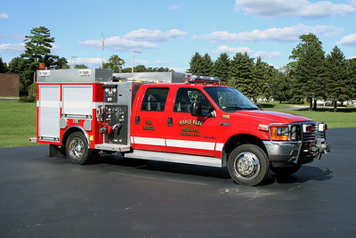 MAPLE PARK FPD ENGINE FORD F