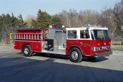 NORTH AURORA FPD ENG 504  1986 PIERCE ARROW  1250-1000  BF