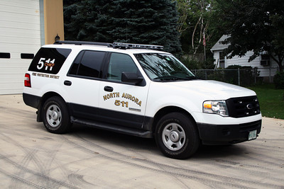 NORTH AURORA CAR 511  2007 FORD EXPEDITION  BF