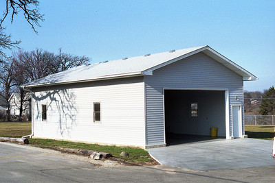 NORTH AURORA FPD  STORAGE BUILDING BEHIND STATION 1