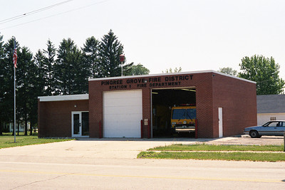 PINGREE GROVE FPD  STATION 1