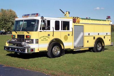 RUTLAND DUNDEE   ENGINE 53 1998 PIERCE SABER  1500-750   EB-261