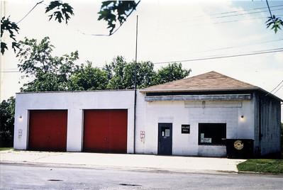 RUTLAND DUNDEE FPD STATION 1   ORIGINAL BUILDING   JEFF SCHIELKE PHOTO