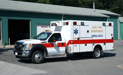 GARY  AMBULANCE 405