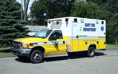 GARY  AMBULANCE 407