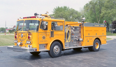 GRIFFITH  ENGINE 216  SEAGRAVE