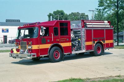 HAMMOND FD IN  ENGINE 1  2000  PIERCE SABER   1500-750