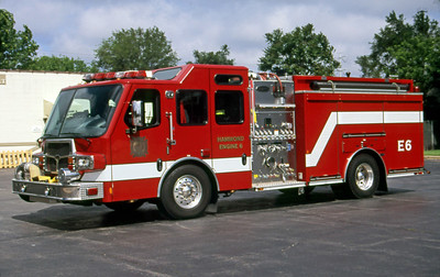 HAMMOND FD IN  ENGINE 6  2008  E-ONE QUEST   2000-750   #34083  DON FEIPEL PHOTO