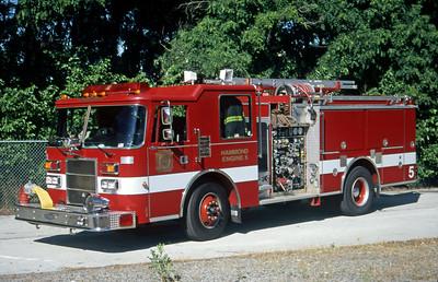 HAMMOND FD IN  ENGINE 5  1994  PIERCE DASH   1500