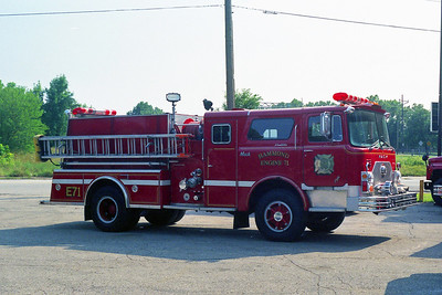 HAMMOND FD IN  ENGINE 71  1970  MACK CF - 1991 ALF   1250-750    PASSENGER SIDE