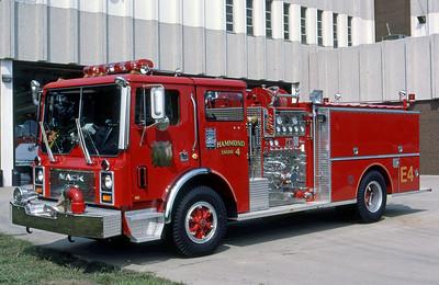 HAMMOND FD IN  ENGINE 4  1988  MACK MC - BOYER   1250-750-35F   DON FEIPEL PHOTO