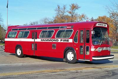 HAMMOND FD IN  BUS 17  1967  GMC