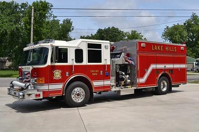 LAKE HILLS  ENGINE 5910  PIERCE