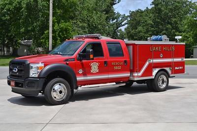 LAKE HILLS  RESCUE 5932