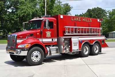 LAKE HILLS  TANKER 5949