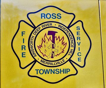 ROSS TOWNSHIP FIRE SERVICE LOGO