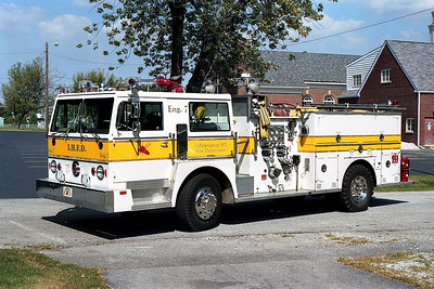 ROSS TOWNSHIP  ENGINE 7