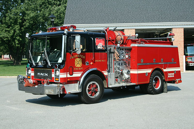MUNSTER FD  ENGINE 2222