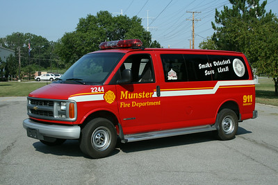 MUNSTER FD  CAR 2224