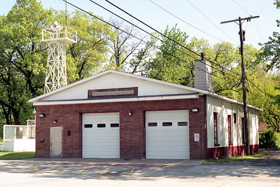 NEW CHICAGO FD STATION