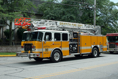 GRIFFITH TRUCK 219   E-ONE CYCLONE II  75'