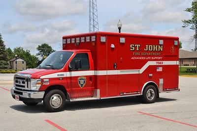ST JOHN AMBULANCE 7963