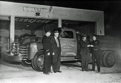 ANTIOCH FIRE DISTRICT  HISTORICAL PHOTO 1