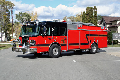 ANTIOCH FIRE DISTRICT  ENGINE 1  SPARTAN METRO STAR -
