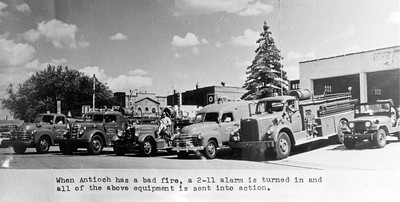 ANTIOCH FIRE DISTRICT  HISTORICAL PHOTO 3