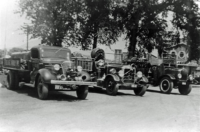 ANTIOCH FIRE DISTRICT  HISTORICAL PHOTO 2