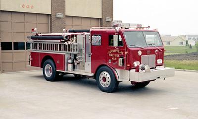COUNTRYSIDE FPD  ENGINE 4118  1976 PETERBILT - PIERCE   1250-750   #8914-C  OFFICERS SIDE