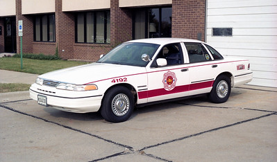 COUNTRYSIDE FPD  CAR  4192  1994  FORD CROWN VIC