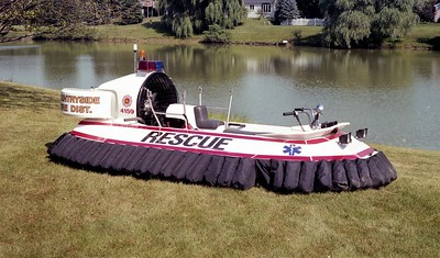 COUNTRYSIDE FPD  RESCUE BOAT  4159  1998  HOVERCRAFT