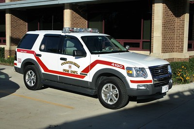 COUNTRYSIDE FPD  CAR 4190  2006  FORD EXPLORER