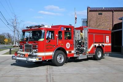 COUNTRYSIDE FPD  ENGINE 4111  2003  PIERCE DASH   2000-1000-30F    #14845
