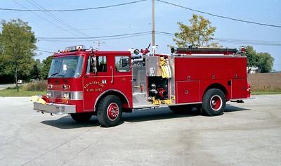 COUNTRYSIDE FPD  ENGINE 4115  1983  PIERCE DASH   1250-1000   E-1779-A