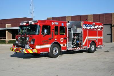 COUNTRYSIDE FPD  ENGINE 4212  2012  SPARTAN - ROSENBAUER