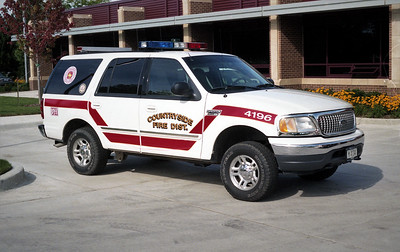 COUNTRYSIDE FPD  CAR 4196  1999  FORD EXPEDITION