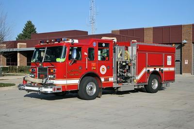 COUNTRYSIDE FPD  ENGINE 4212-R  1983  PIERCE LANCE   1250-1000