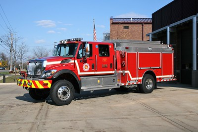 COUNTRYSIDE FPD  ENGINE 4115  2011  IHC 7400 4X4 - CENTRAL STATES   1250-750-30A-30B