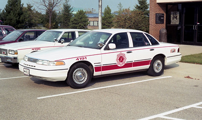 COUNTRYSIDE FPD  CAR  4191  1994  FORD CROWN VIC