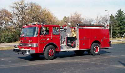 COUNTRYSIDE FPD  ENGINE 4115  1983  PIERCE DASH   1250-1000    NO STRIPE    E-1779-A