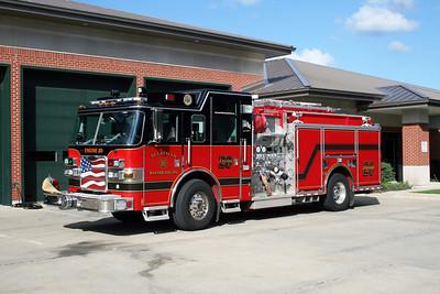 DEERFIELD  ENGINE 20  2009 PIERCE ARROW XT   1250-750  #22171